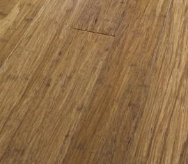 Parchet Bambus Densificat CLICK Caramel
