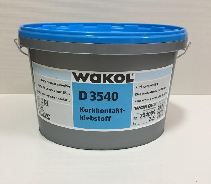 Adeziv Pluta Wakol D3540 2.5 kg