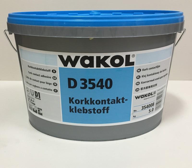 Adeziv Pluta Wakol D3540 5.0 kg