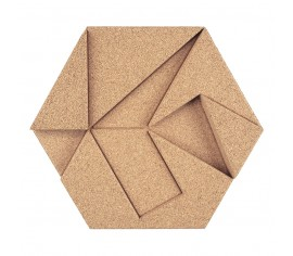 HEXAGON 3D (14 culori)