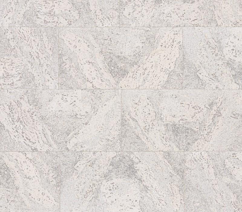 Lambriu Pluta Flores White