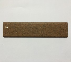 Plinta Chestnut 2400x60x15mm