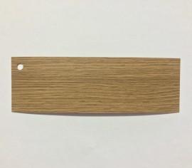 Plinta Elegant Oak 2400x60x15mm