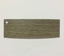 Plinta Cinder Oak 2400x60x15mm