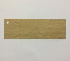 Plinta Elegant Light Oak 2400x58x18mm
